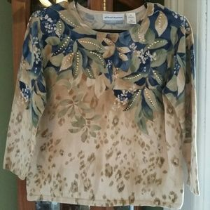 Alfred Dunner Long sleeve Sweater